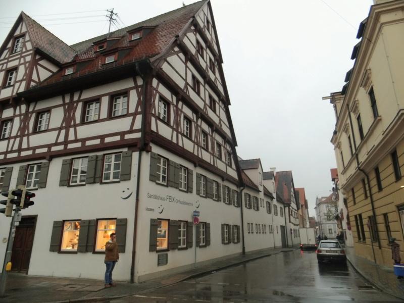 Ein paar Häuser aus Nördlingen ... Dsci0411
