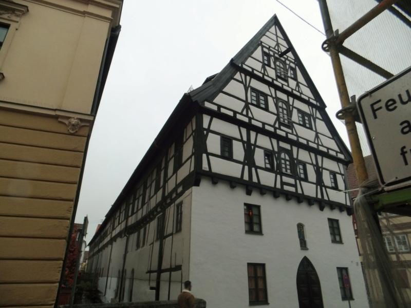 Ein paar Häuser aus Nördlingen ... Dsci0413