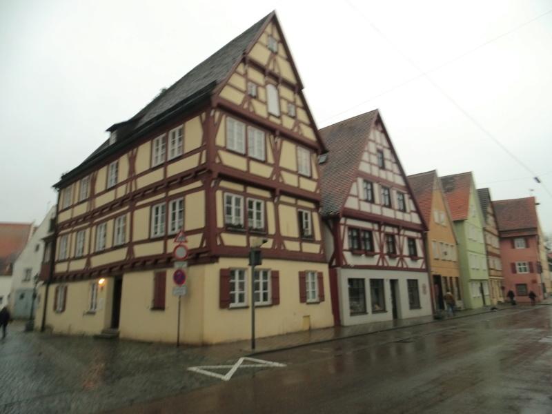 Ein paar Häuser aus Nördlingen ... Dsci0414