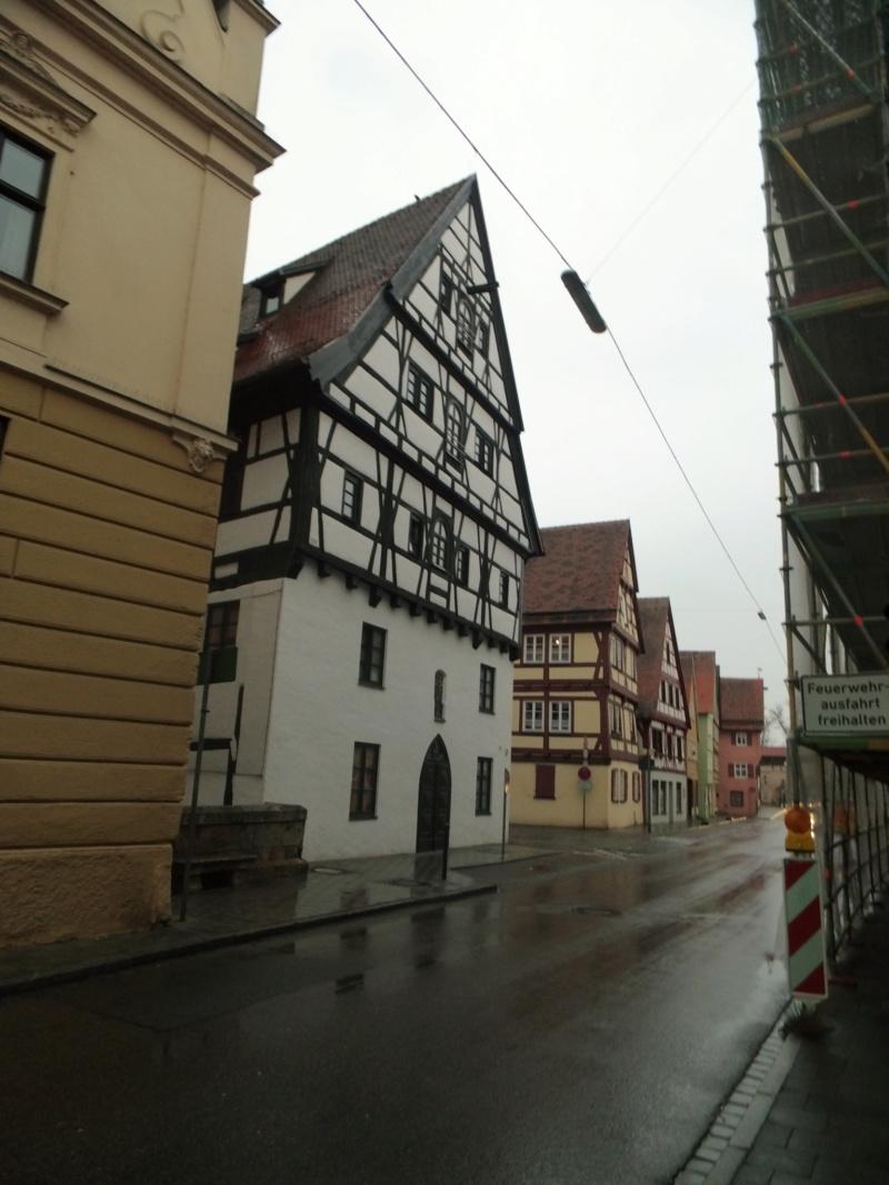 Ein paar Häuser aus Nördlingen ... Dsci0415