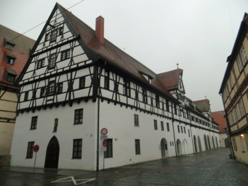 Ein paar Häuser aus Nördlingen ... Dsci0416