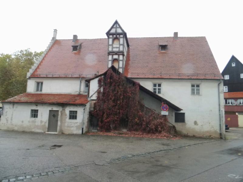 Ein paar Häuser aus Nördlingen ... Dsci0419