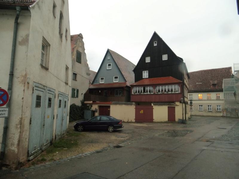 Ein paar Häuser aus Nördlingen ... Dsci0421
