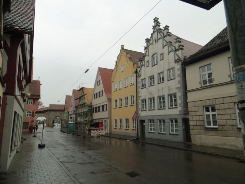 Ein paar Häuser aus Nördlingen ... Dsci0422