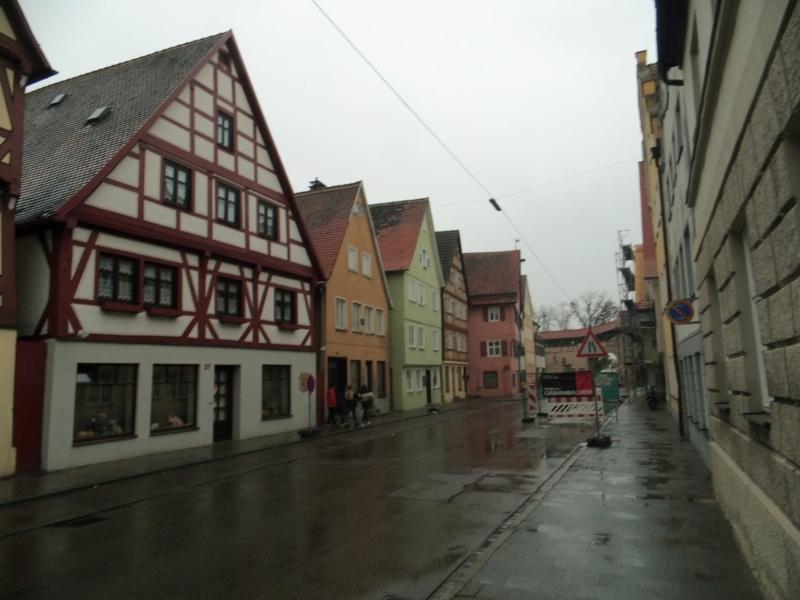 Ein paar Häuser aus Nördlingen ... Dsci0423