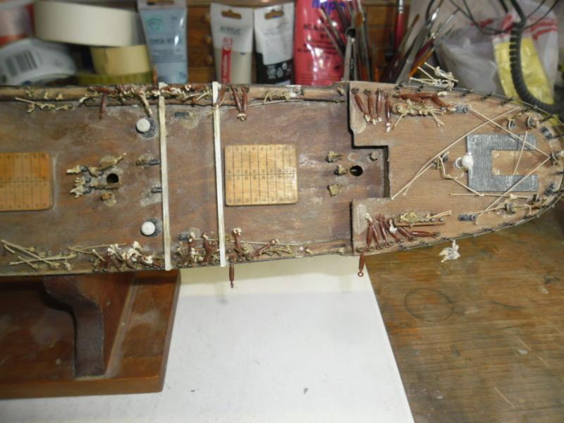 """Restaurierung eines Modells der """"Pamir"""" - Seite 2 Sam_9733"""