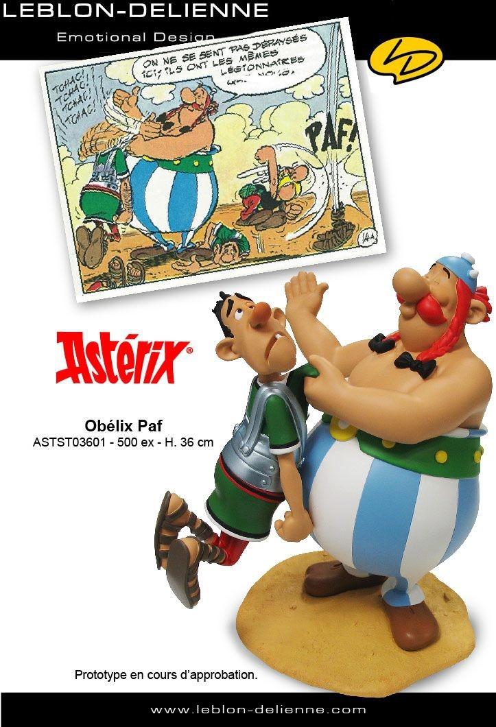 """OBELIX """"PAF!"""" Leblon-Delienne 2013 73663910"""