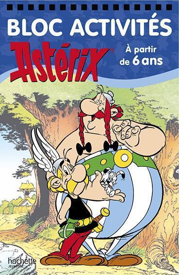 Bloc activites asterix et Obelix (6 et 8 ans)  Activi10
