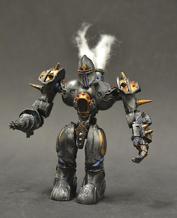 Steam Knight Steam110