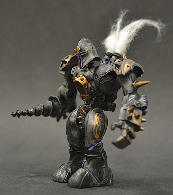 Steam Knight Steam210