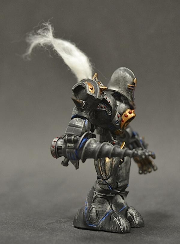 Steam Knight Steam310