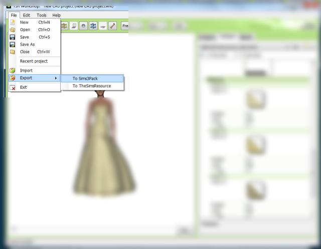 [Débutant] Créez vos vêtements - Partie VI - Finalisation et exportation du vêtement en fichier jouable Tuto_v11
