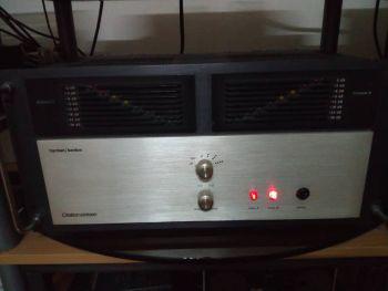 Harman Kardon Citation 16 Power Amp 5510