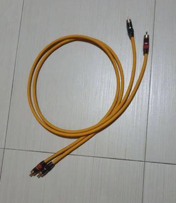 Van Den Hul D102 MK3 RCA Interconnect 1M (Sold) A126