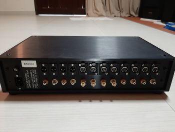Pass Labs Aleph P Preamp (Sold) A210