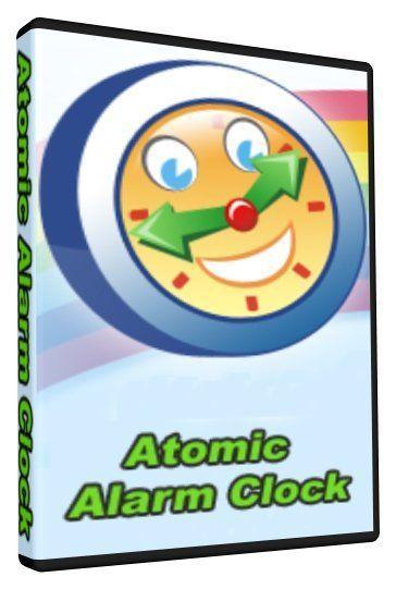 برنامج المنبه للكمبيوتر  Atomic Alarm Clock v5.92 Atomic10
