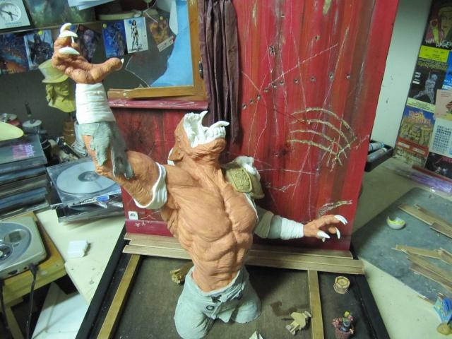 Diorama Rawhead rex 1/5 Img_9427