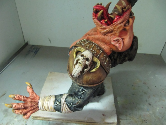 Diorama Rawhead Rex . Img_9519