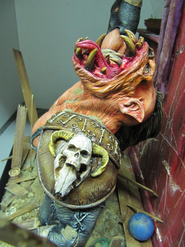 Diorama Rawhead Rex . Img_9613