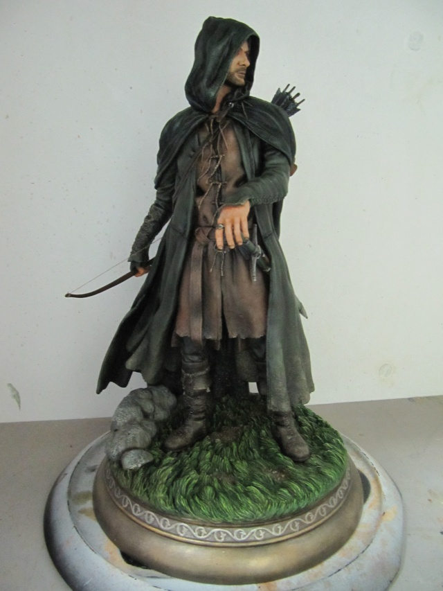 repaint statue weta sideshow bowen . Img_9710
