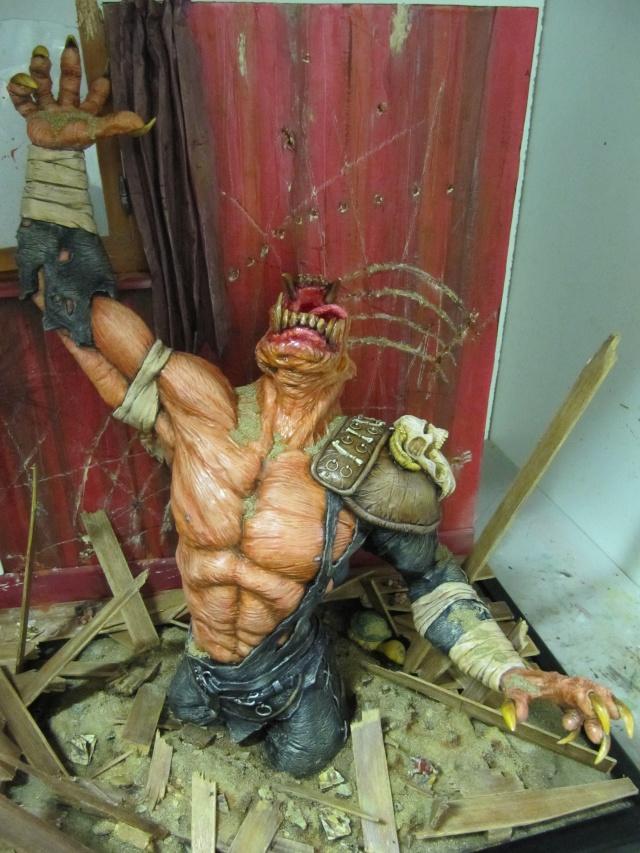 Diorama Rawhead Rex . Img_9724