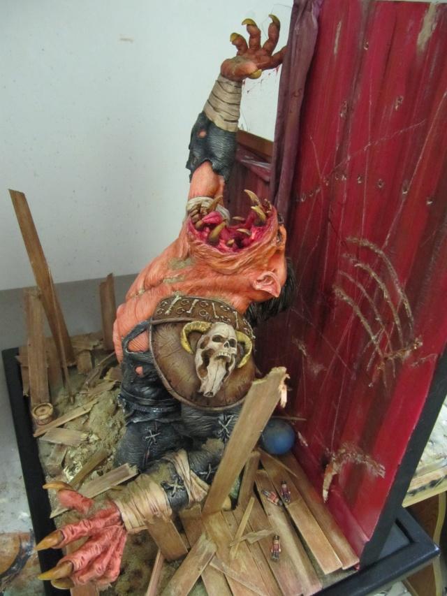 Diorama Rawhead Rex . Img_9726