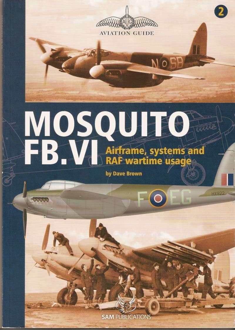 Mosquito 1/24 Airfix Montag15