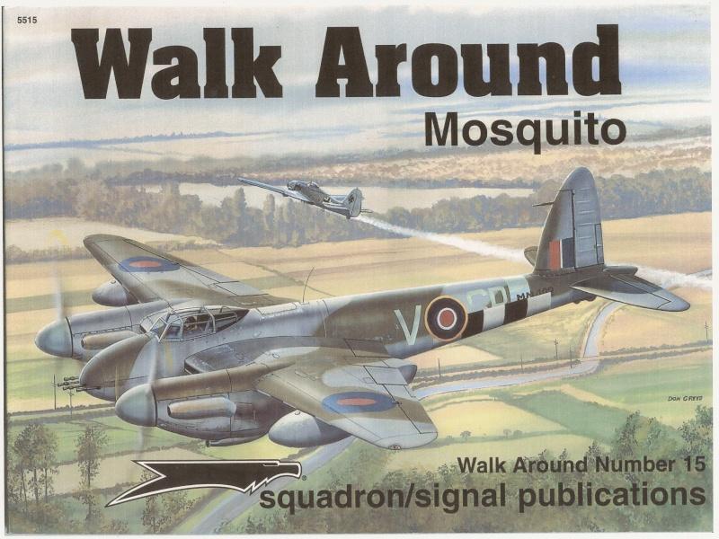 Mosquito 1/24 Airfix Montag16