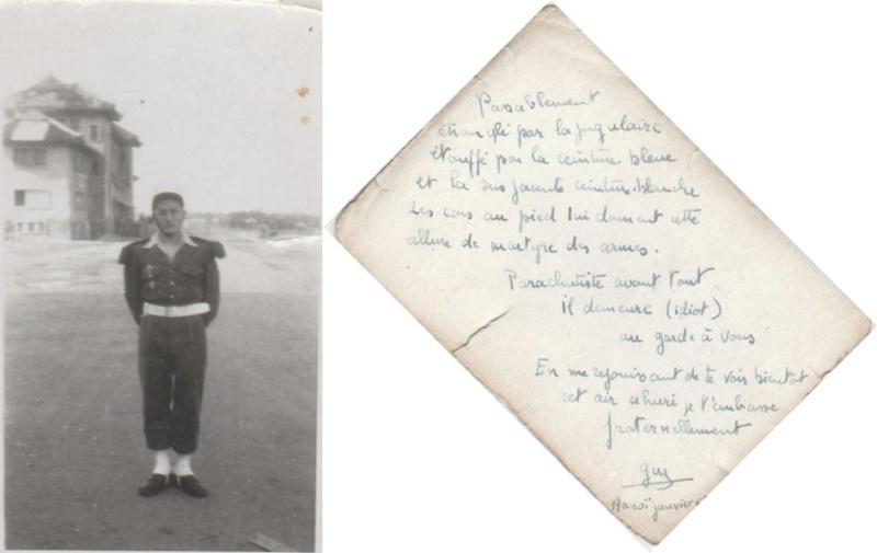 Mémoire du sergent Guy Rahal, décédé en 1953 - Page 2 Guy110