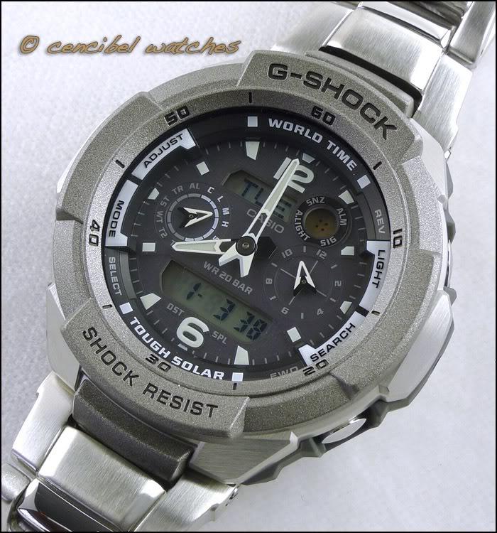 G-shock et associées G-125010