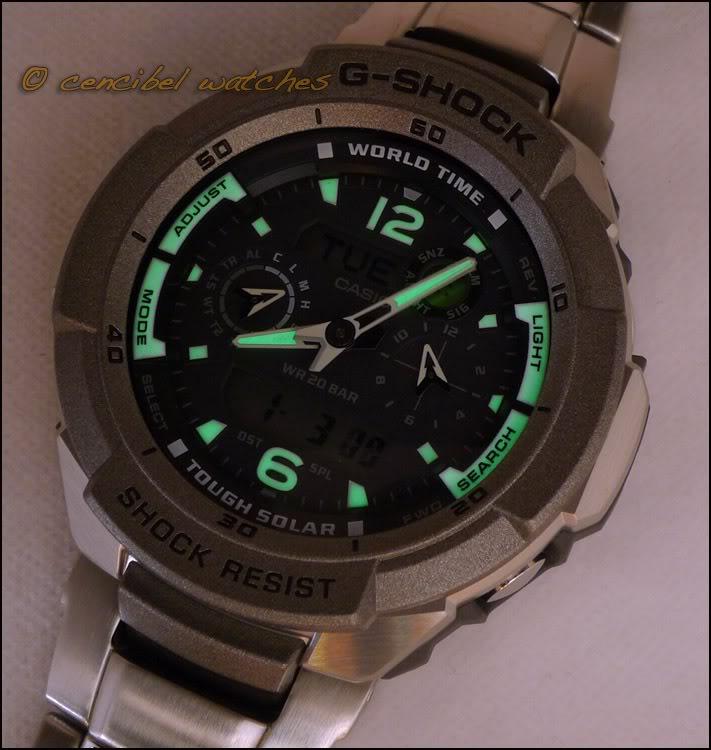 G-shock et associées G-125012