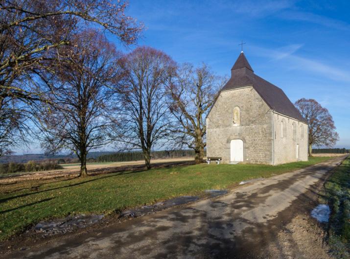 Chapelle Notre-Dame de Bonne Pensée. Dsc00010