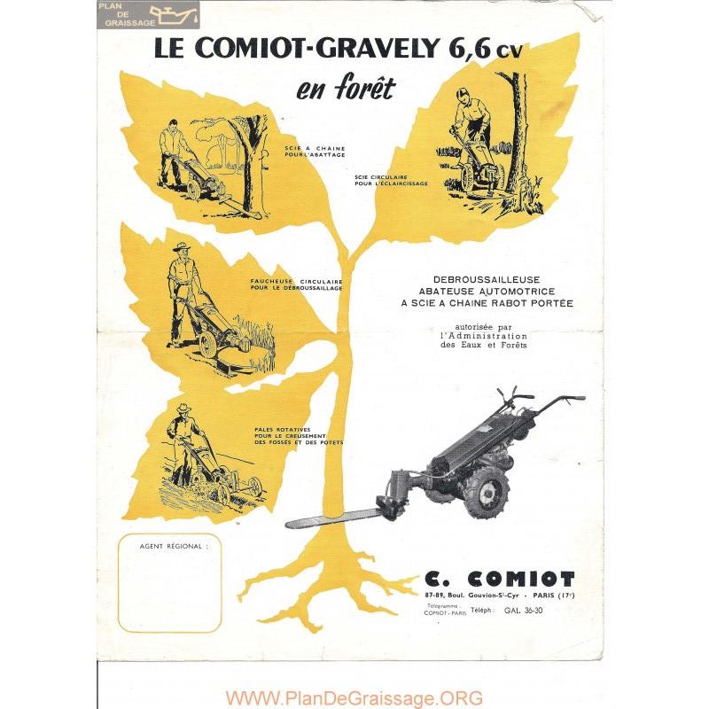 gravely - GRAVELY une machine d'antan remise en service Comiot11