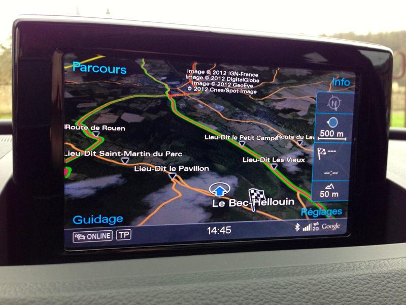AUDI A3 Ambition 2.0 TDI 150 Gps_310