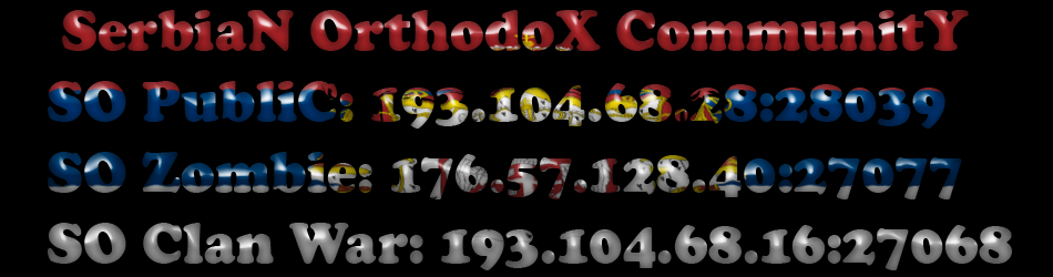 Serbian Ortodox Community