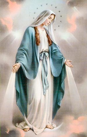Le Féminin sacré (extrait d'une étude réalisée par Jean Bernard Cabanes) Vierge11