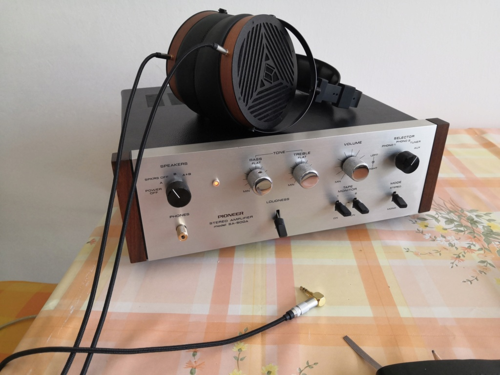 Inserire DAC all'interno di un Pioneer SA500a Img_2010