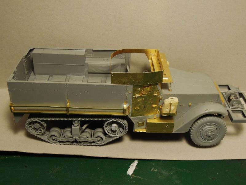 M3A1 Half-Track Dragon 1/35 Dscn4054