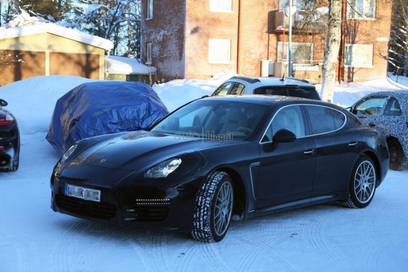 2013 - [Porsche] Panamera restylée - Page 2 Big_po23