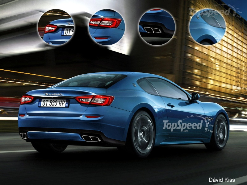 2007 - [Maserati] GranTurismo - Page 6 Masera10