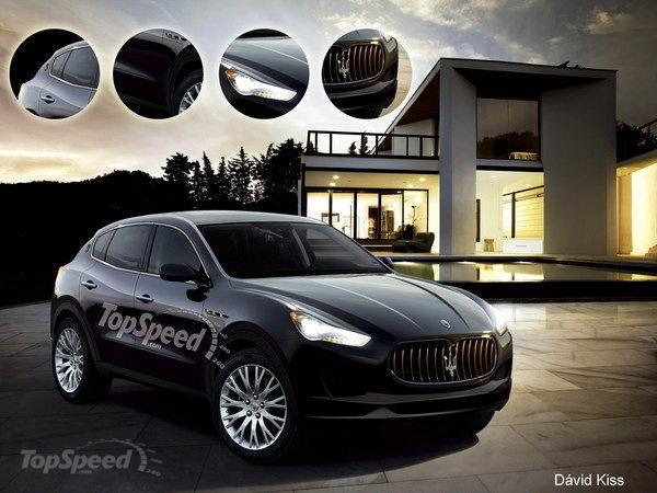 2016 - [Maserati] SUV Compact Masera11