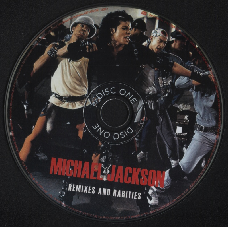 Michael Jackson - Remixes and Rarities (2 CD) 1df6e410