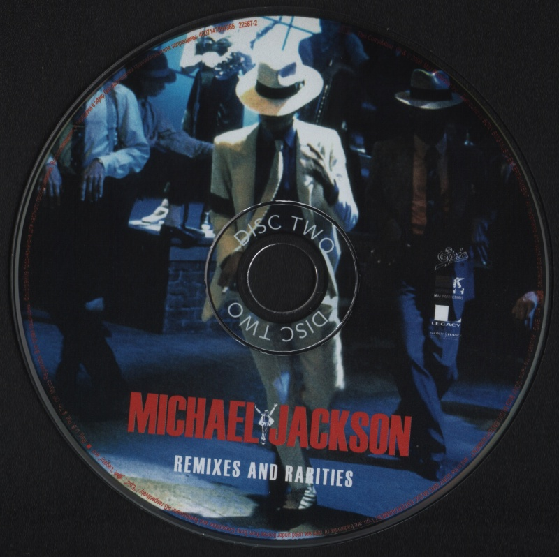 Michael Jackson - Remixes and Rarities (2 CD) 332fac10