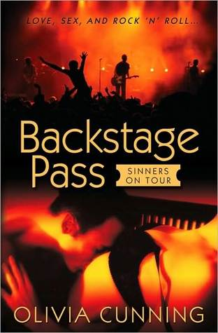Sinners on Tour - Tome 1 : Backstage Pass de Olivia Cunning 10216710