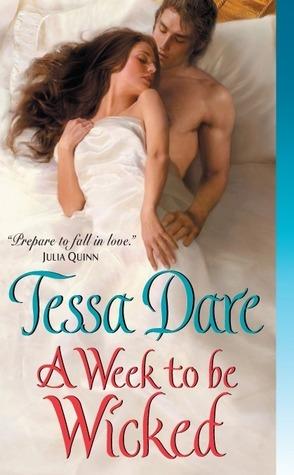 Les Demoiselles de Spindle Cove - Tome 2 : Une semaine de folie de Tessa Dare 11738110