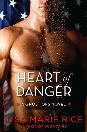 Ghost Ops - Tome 1 : Heart of Danger de Lisa Marie Rice 13554410