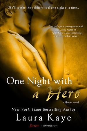 The Hero - Tome 2 : Une nuit avec mon héros de Laura Kaye  16090210