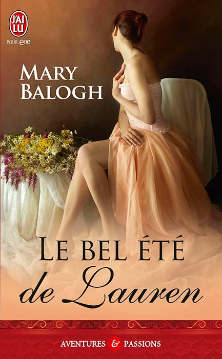 lauren - Les Bedwyn (préquelle) - Tome 0.5 : Le bel été de Lauren de Mary Balogh 18463710