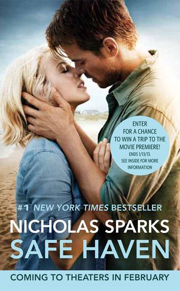 Un Havre de Paix de Nicholas Sparks  20121010