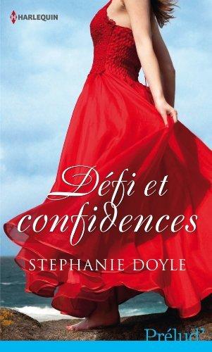 Défis et confidences - Défis et Confidences de Stephanie Doyle  51f74z10